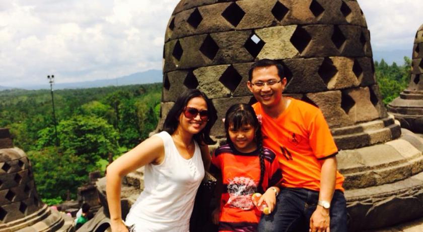 Borobudur - 17 Desember 2013