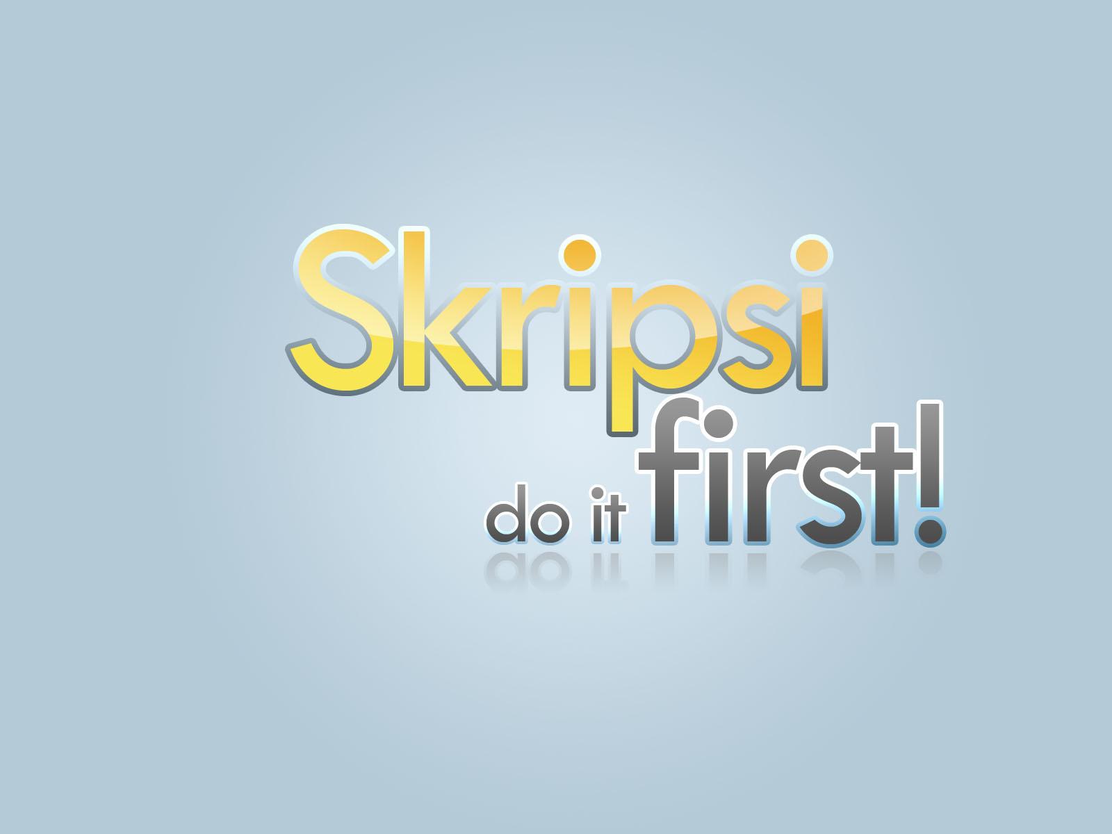 Tips Skripsi – a madeandi's life