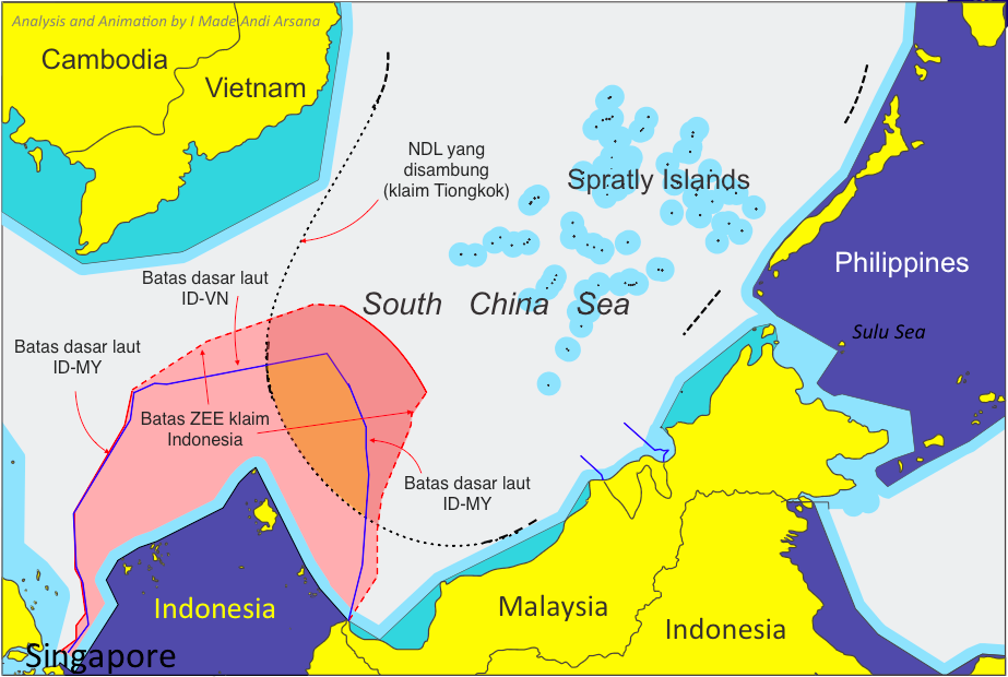 Memahami Tragedi Pencurian Ikan di Laut TiongkokSelatan