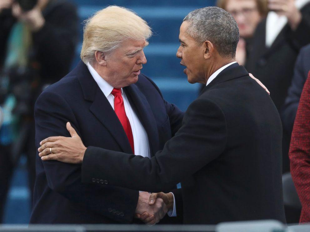 Farewelling Obama, WelcomingTrump