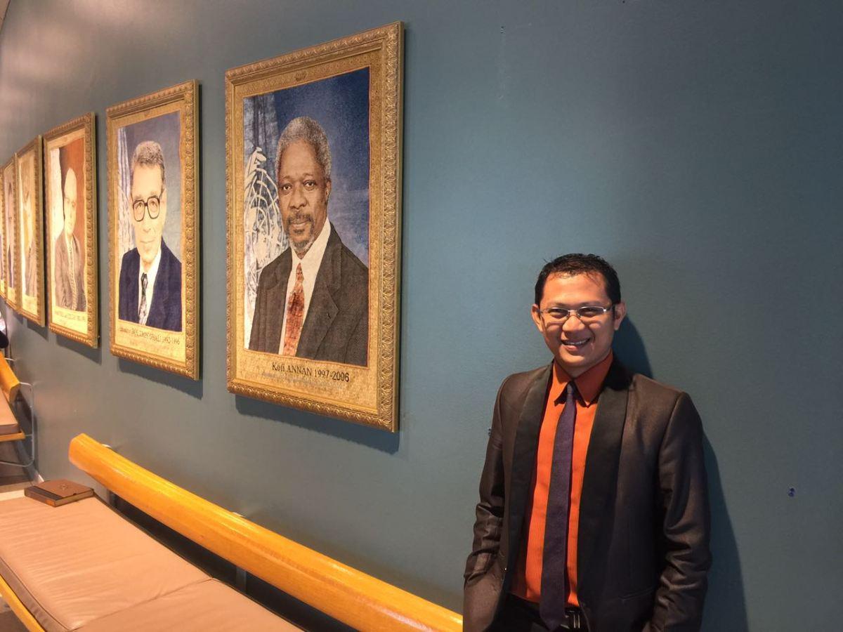 Pesan untuk Siswa Nusantara diMancanegara